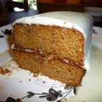 Miam un carrot cake !