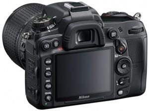 le Nikon D7000 de dos