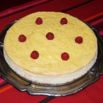 Le cheesecake au citron