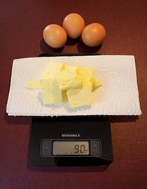 Du beurre demi-sel et de bons œufs